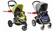 Strollers Recalled by Kolcraft Due to Fingertip Amputation and Laceration Hazards June 14, 2012 WASHINGTON, D.C. – The U.S. Consumer Product Safety Commission and Health Canada, in cooperation with the […]
